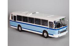 ЛАЗ-699Р бело-голубой
