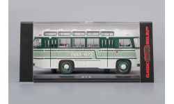 ПАЗ 672 бело-зелёный Арт. 03002J, масштабная модель, Classicbus, scale43