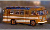 ПАЗ-672 жёлто-белый, масштабная модель, Classicbus, 1:43, 1/43