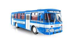 Масштабная модель Ликинский автобус 677М безопасность движения, масштабная модель, Советский Автобус, scale43, ЛиАЗ