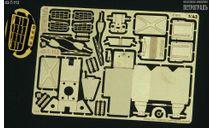 Набор для моделей КамАЗ «самосвал», фототравление, декали, краски, материалы, Петроградъ и S&B, scale43