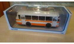 ЛАЗ 695Н, масштабная модель, Советский Автобус, scale43