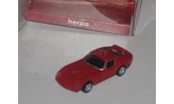 FERRARI GTO  scale 1/87 HERPA