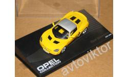 Opel Speedster 2000 Altaya 1:43