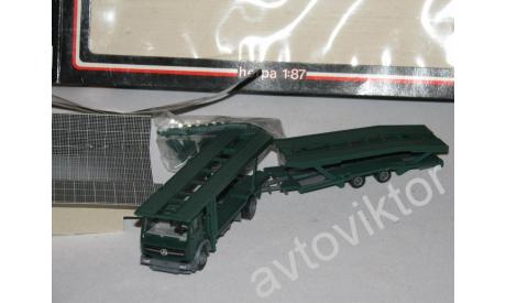 MB NG  1:87 HERPA, масштабная модель, 1/87