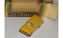 Москвич 427 А 4 желтый 1/43 Саратов Агат.