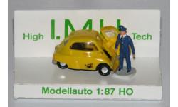BMW Isetta High-Tech 1/87 I. M. U. с фигуркой