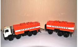 МЗКТ-692371 и МЗКТ-801610 Volat, масштабная модель, 1:43, 1/43