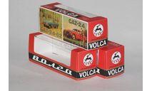 Коробка для моделей Волга c прорезями.Репринт., боксы, коробки, стеллажи для моделей