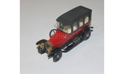 Руссо-Балт Лимузин-Берлин., масштабная модель, Руссо Балт, Агат/Моссар/Тантал, scale43