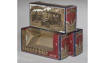 Коробка для моделей Руссо-Балт матовая.Оригинал., боксы, коробки, стеллажи для моделей
