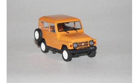 Москвич-2150. АЛ №97., масштабная модель, scale43