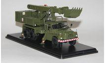 Экскаватор-планировщик UDS-110 на шасси Tatra-148 армейский.ССМ., масштабная модель, Start Scale Models (SSM), scale43