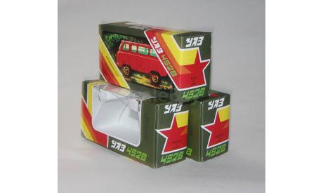 Коробка для моделей УАЗ-452В. СССР.Репринт., боксы, коробки, стеллажи для моделей