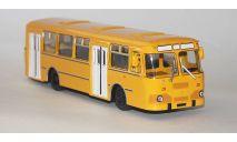 Лиаз-677М.Наши Автобусы №8., масштабная модель, scale43