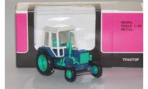 Трактор МТЗ-82.Зеленый обвес.Пластик., масштабная модель, scale43