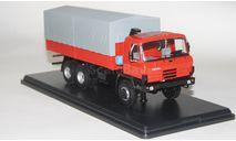 TATRA 815 V26.208 6х6 1994 Red.Premium Classixxs., масштабная модель, scale43