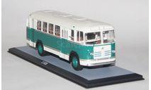 Лиаз-158В бело-зеленый.ClassicBus.С рубля!!!, масштабная модель, scale43
