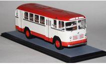 Лиаз-158В бело-красный.ClassicBus.С рубля!!!, масштабная модель, scale43