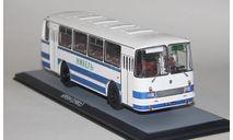 Лаз-695Н 1981.НИКЕЛЬ.ClassicBus.С рубля!!!, масштабная модель, scale43