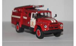ЗиЛ-130 цистерна пожарная АНР-40(130)-127А.ДНК.