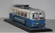 Троллейбус ЗИУ-5.ClassicBus., масштабная модель, scale43