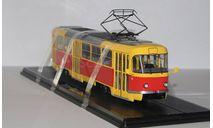 Трамвай Татра Т3.SSM., масштабная модель, Tatra, scale43