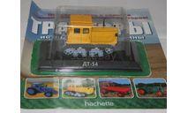 Тракторы №2 ДТ-54., масштабная модель, scale43