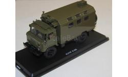 Газ-66 Кунг Хаки.SSM., масштабная модель, 1:43, 1/43