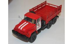 ЗИЛ-131 пожарный.АИСТ., масштабная модель, scale43