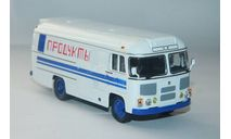 ПАЗ-3742.СОВА., масштабная модель, Советский Автобус, scale43