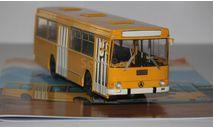Лаз-4202.Наши Автобусы №12., масштабная модель, scale43