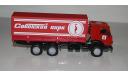 Камаз-53212 Советский Цирк.Тюлень.АРЕК., масштабная модель, Элекон, scale43
