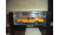 Chevrolet Caprice Taxi Neo