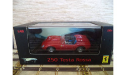Ferrari 250 Testa Rossa Mattel Hot Wheels Elite ixo
