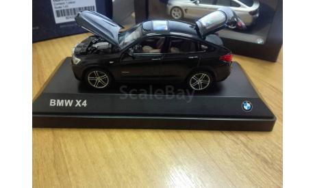 BMW X4 Herpa, масштабная модель, scale43