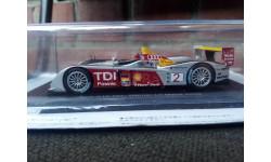Audi R10 TDI winner Le-man 2008 Spark, масштабная модель, 1:43, 1/43