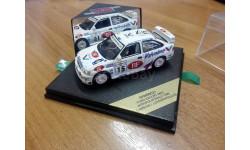 Ford Escort Acropolis Rally 1998 Vitesse SKID