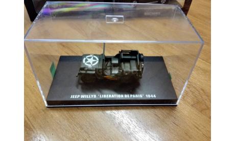 Willys MB Jeep Schuco, масштабная модель, scale43