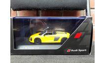 Audi R8 Spyder Herpa, масштабная модель, scale43