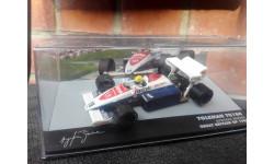 Toleman TG184 Ayrton Senna 1984