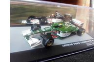 Jaguar R2 Ford Cosworth Luciano Burti 2001, масштабная модель, Altaya, scale43