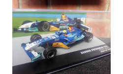 Sauber Petronas C23 Ferrari Felipe Massa