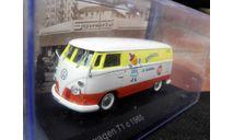 Volkswagen T1c 1965, масштабная модель, Atlas, scale43, Fiat