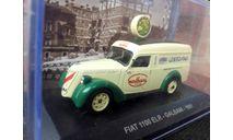 Fiat 1100 ELR 1951, масштабная модель, Atlas, scale43