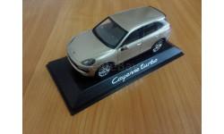 Porsche Cayenne Turbo 958 Minichamps