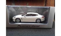 Porsche Panamera Diesel Minichamps, масштабная модель, 1:43, 1/43
