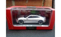 Porsche Taycan Turbo S Minichamps, масштабная модель, scale43