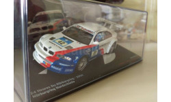 БМВ BMW M3 GTR E46 Nurburgring 2004 1/43 Ixo Altaya