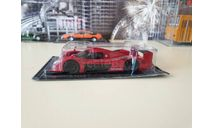 Суперкары №32 Тойота Toyota GT-One TS020 1/43, журнальная серия Суперкары (DeAgostini), scale43